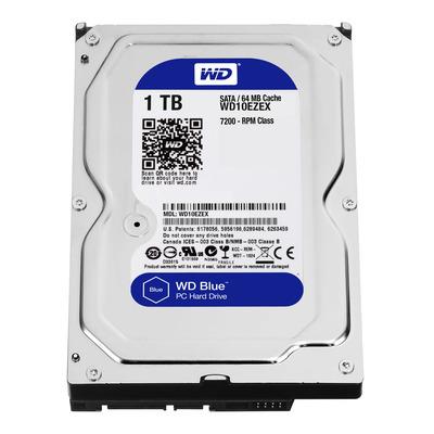"Western Digital WD Blue 1TB 7200rpm 3,5"" SATA Interne harde schijf"