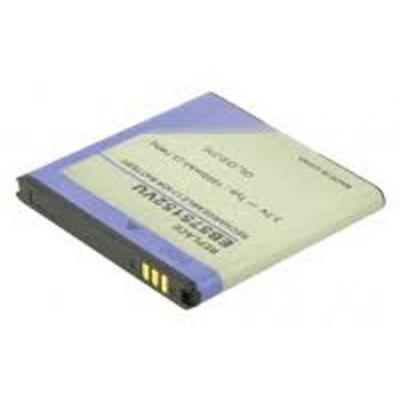 2-power batterij: Smartphone Battery, Li-Ion, 3.7V, 1000mAh, Green/Blue - Blauw, Groen