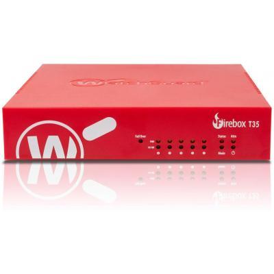 WatchGuard Firebox T35-W + 1Y Total Security Suite (WW) Firewall