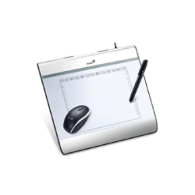 Genius tekentablet: MousePen i608X - Wit