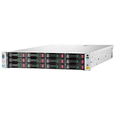 Hewlett Packard Enterprise StoreVirtual SAN - Zwart, Roestvrijstaal