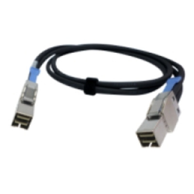 QNAP CAB-SAS05M-8644 Kabel - Zwart