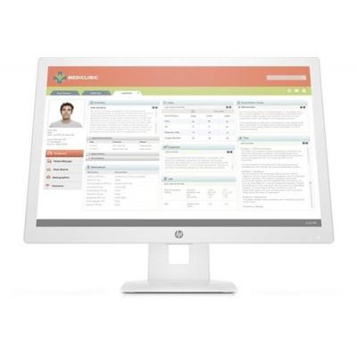 Hp HC241 monitor - Wit