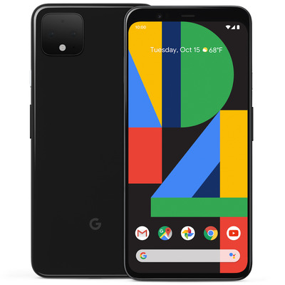 "Google Pixel 4 XL 6.3"" Smartphone - Zwart 64GB"