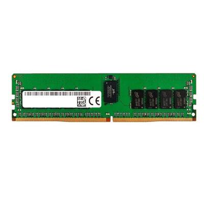 Micron 16GB (x72, ECC, SR), 288-Pin, DDR4, RDIMM RAM-geheugen