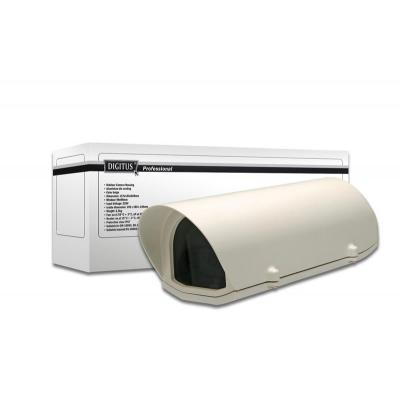 Digitus behuizing: Outdoor Camera Housing - Beige