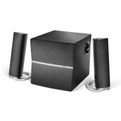 Edifier luidspreker set: 2.1 luidsprekersysteem inclusief Bluetooth, 2x8W + 20W RMS - Zwart