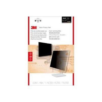 "3M Privacy Filter for Widescreen Desktop LCD Monitor 60.96 cm (24.0"") Schermfilter - Transparant"