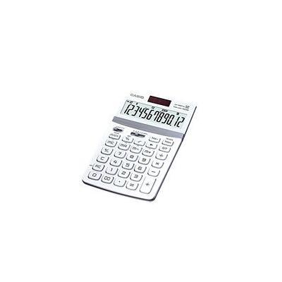 Casio calculator: JW-200TW - Wit