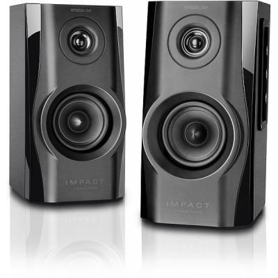 Speed-link Speaker: IMPACT - Zwart
