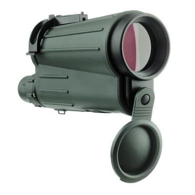 Yukon spotting telescoop: 20-50x 50mm spotting scope for nature viewing - Groen