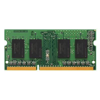 Kingston technology RAM-geheugen: ValueRAM 4GB DDR3L 1600MHz