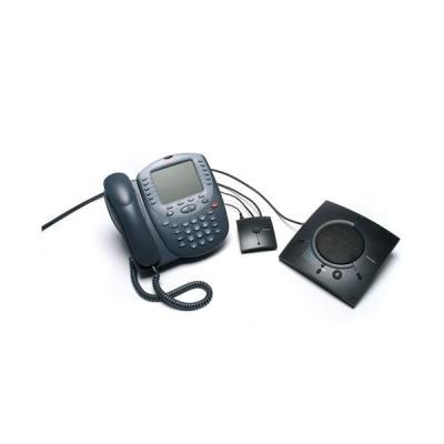 Clearone telefoonspeaker: CHAT 150 Avaya - Zwart