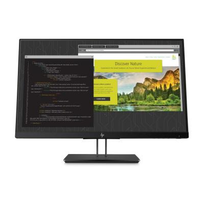 HP Z24nf G2 monitor - Zwart