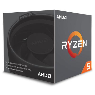 AMD YD2600BBAFBOX processoren
