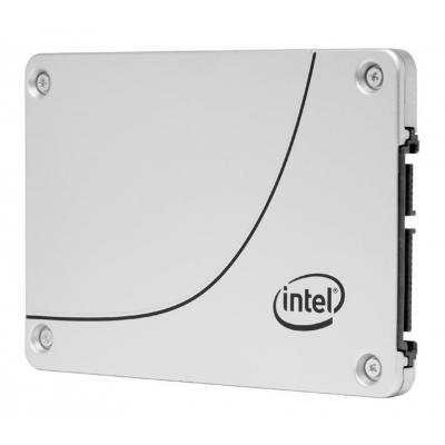 Intel SSD: DC S3520 - Zilver