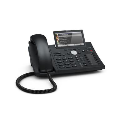 Snom D375 IP telefoon - Zwart