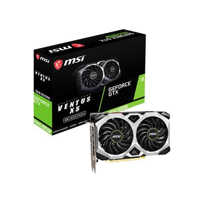 MSI GeForce GTX 1660 SUPER VENTUS XS OC Videokaart
