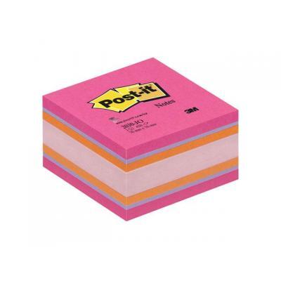 Post-it zelfklevend notitiepapier: NOTES 76X76 RZ OR 450V