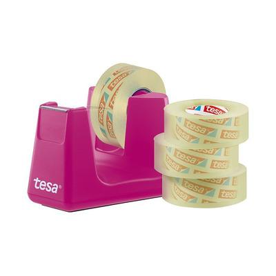 TESA 53909 Tape afroller - Roze