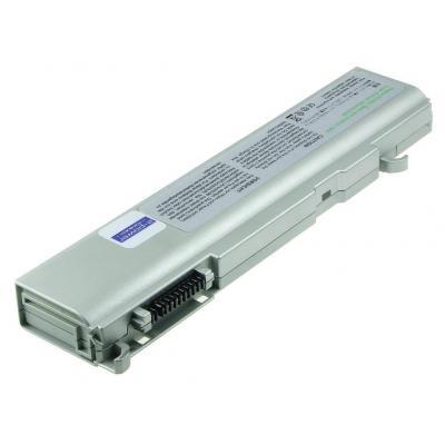 2-power batterij: CBI3110A - Li-Ion, 4600mAh, 10.8 V, 6 cell, 300g, white - Wit