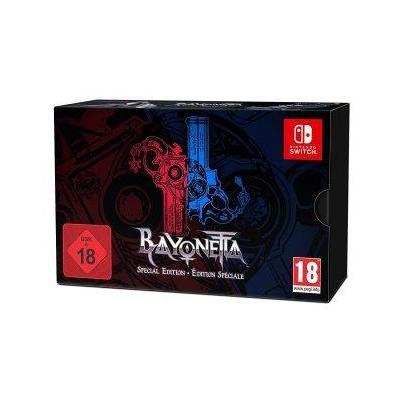 Nintendo game: Bayonetta 2 Special Edition