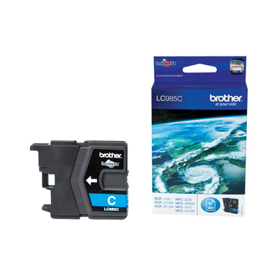 Brother LC-985C inktcartridge