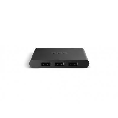 Sitecom USB 2.0 4 Port Hub - Zwart