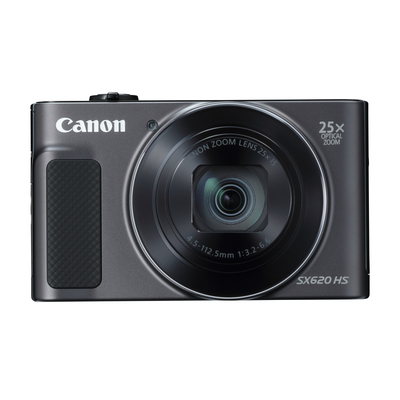 Canon digitale camera: PowerShot SX620 HS - Zwart