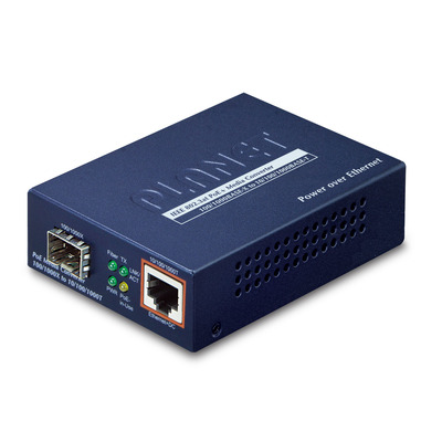 PLANET GTP-805A Media converter - Blauw