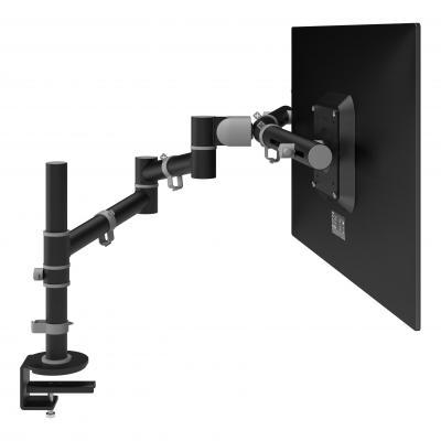 Dataflex monitorarm: Viewgo monitorarm - bureau 133 - Zwart