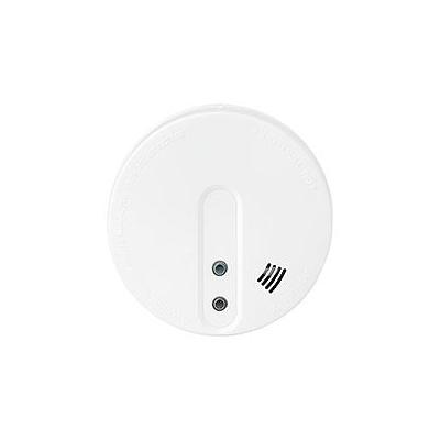 Viewonhome rookmelder: Wireless Smoke Detector, 85 dB, 80m max. - Wit