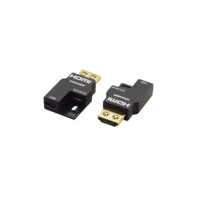 Kramer Electronics HDMI Adapter Set for AOCH/XL Cable Kabel adapter - Zwart