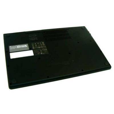 HP Bottom Base Case, Black notebook reserve-onderdeel - Zwart