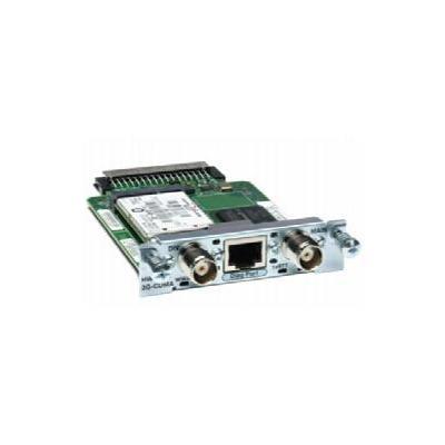 Cisco UMTS: WWAN HWIC-EVDO RevA, Rel0, 1xRTT-800/1900MHz, Spare