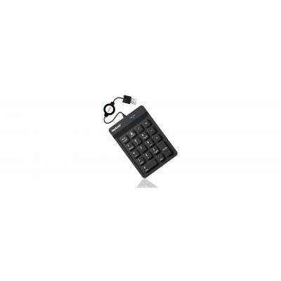 Raidsonic : 250 mA, 92 x 9.8 x 132 mm, 76 g, USB, 0.7 m - Zwart