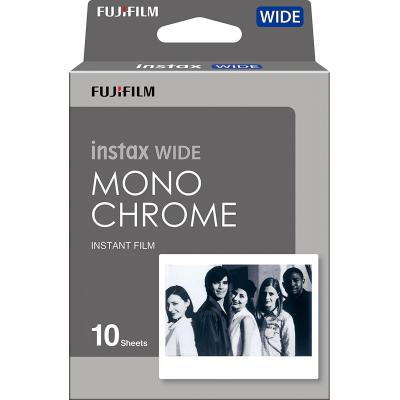 Fujifilm foto film: Instax Wide Monochrome Film, 10 pcs