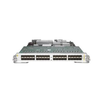 Cisco 40-Port GE Low Queue Line Card, requires SFPs, refurbished netwerk switch module