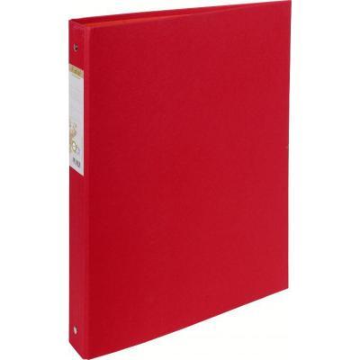Exacompta ringband: Gerecycleerd papier, 18/10è, A4, 320x260mm, Rood