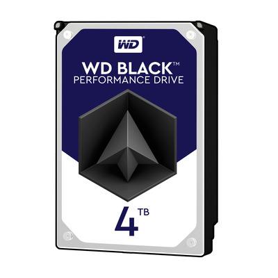 "Western Digital WD Black 4TB 7200rpm 3,5"" SATA Interne harde schijf"