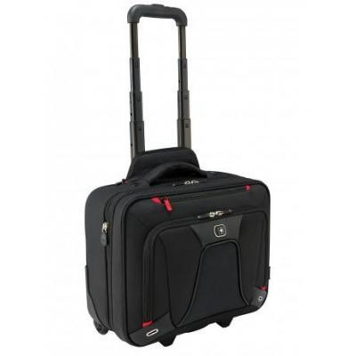 Wenger/swissgear laptoptas: Transfer - Zwart