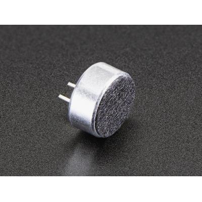 Adafruit : Electret Microphone - 20Hz-20KHz Omnidirectional