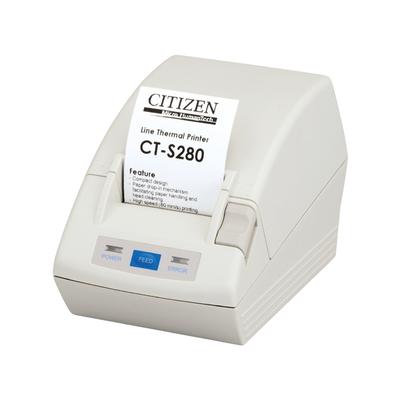Citizen CT-S280 Pos bonprinter - Wit