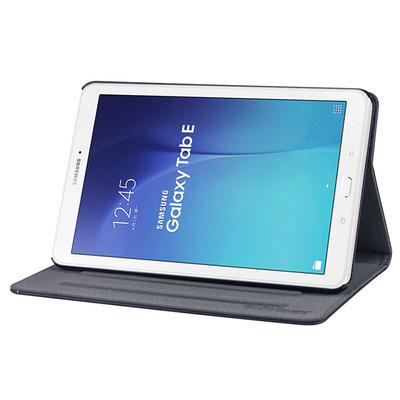 Gecko Covers Gecko Samsung Galaxy Tab E 9.6 inch Easy-Click Cover - Zwart Tablet case