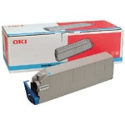 OKI cartridge: Cyan Toner Cartridge for C9200/C9400 - Cyaan