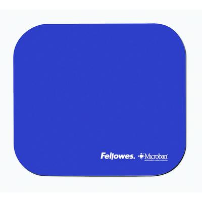 Fellowes Microban muismat - Blauw
