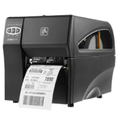 Zebra ZT220 Labelprinter - Zwart