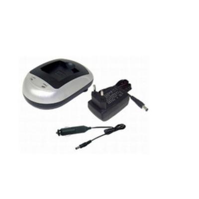 CoreParts MBFAC1024 Oplader - Zwart, Zilver