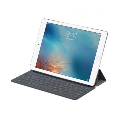Apple mobile device keyboard: Smart Keyboard voor de iPad Pro 9.7'' - Zwart, QWERTY