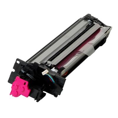 Kyocera ontwikkelaar print: DV-865M - Zwart, Magenta